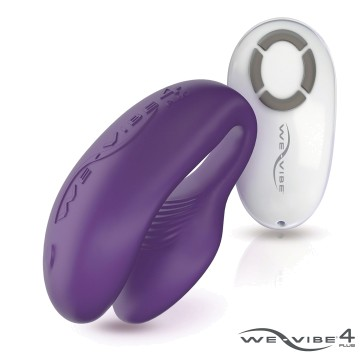We-Vibe IV Plus - Mais potente e com controle remoto
