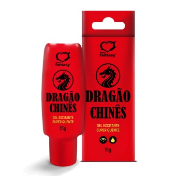 Dragão Chines - Gel Super Quente