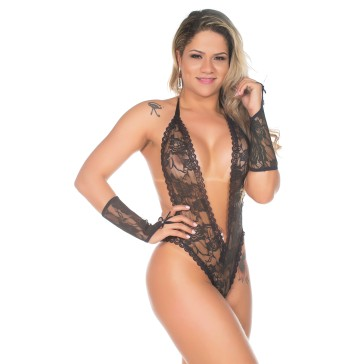 Body Fashion  - Pimenta Sexy - Preto