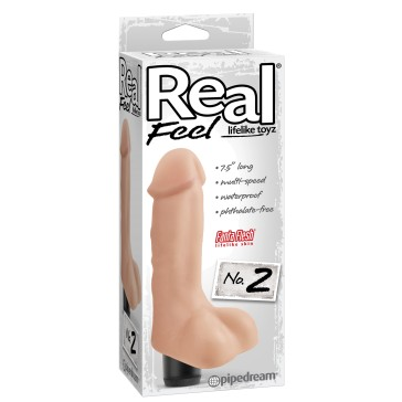 Real Feel Lifelike Toyz No. 2 - PipeDream