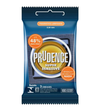 Preservativo Super Sensitive Prudence