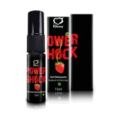 Power Shock Gel Beijável Morango 15ML - SPRAY
