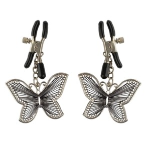 Prendedor de Mamilo Butterfly Nipple Clamps - Pipedream