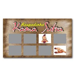 Raspadinha Kama Sutra Miss Collection