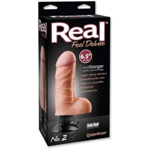 Penis Real Feel Deluxe 2 - 17 x 4,8cm - Pipedream