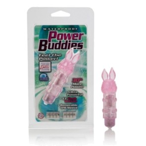 Bullet Power Buddies Pink Rabbit