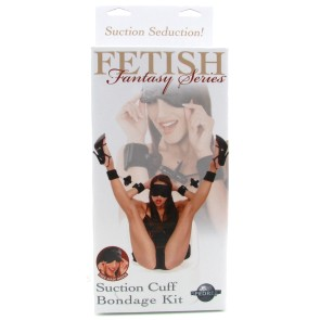Fetish Fantasy Series Suction Cuff Bondage Kit - PipeDream