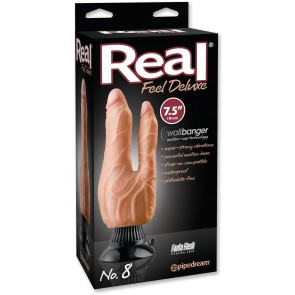 Penis Real Feel Deluxe Double Penetrator - PipeDream