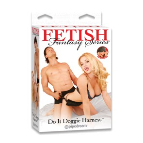 Fetish Fantasy Series Do It Doggie Harness - PipeDream