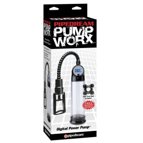 Pump Worx Digital Power Pump - PipeDream