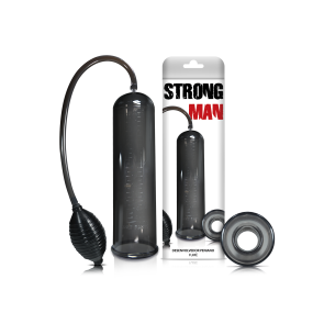 Desenvolvedor peniano manual Strong Man Fumê
