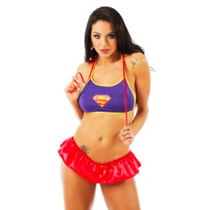 Fantasia Mini Super-girl - Pimenta Sexy